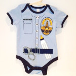 Baby Onesie - Future Officer